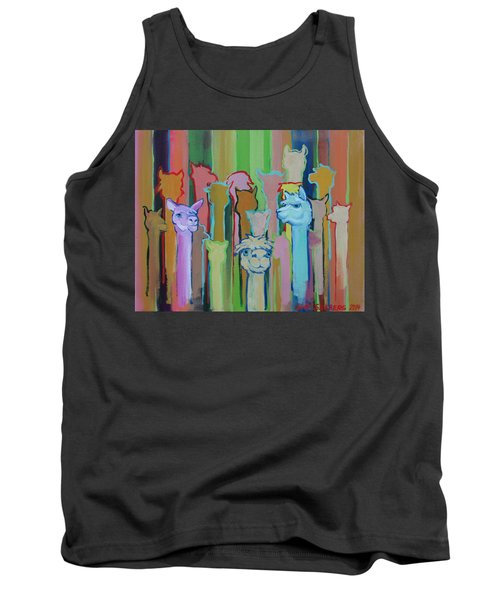 I'm So Happy You Came Tank Top