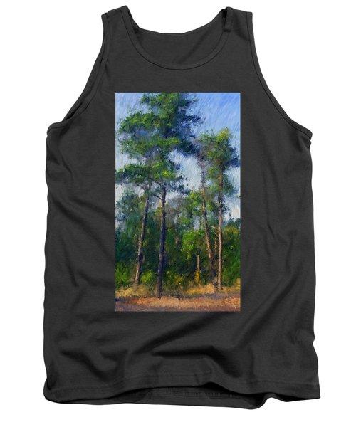 Impression Trees Tank Top
