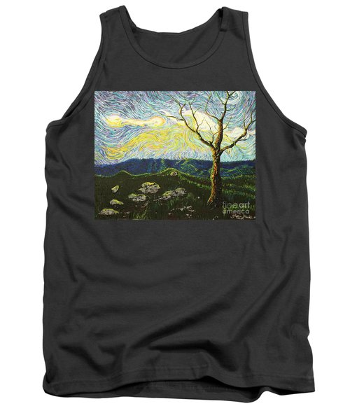 In Between A Rock And A Heaven Place Tank Top