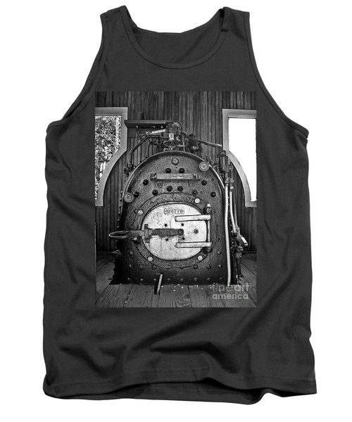Tank Top featuring the photograph In Control B by Sara  Raber