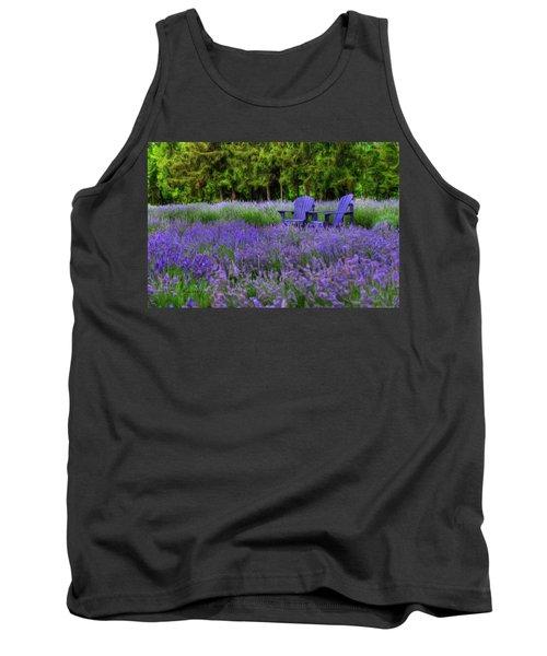 In Lavender Tank Top