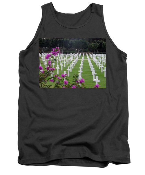 Tank Top featuring the photograph In Rememberance by Lucinda Walter