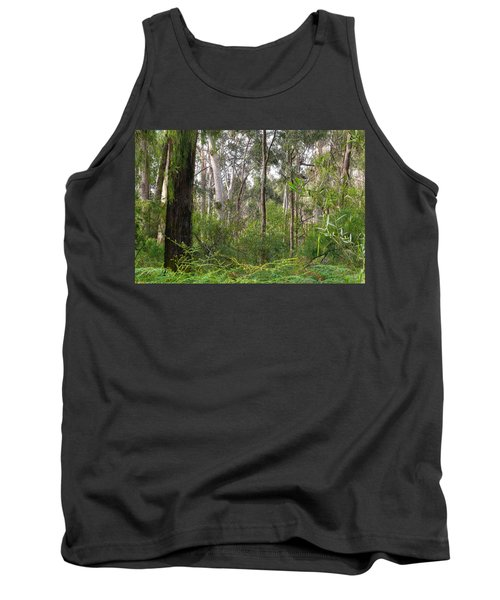 Tank Top featuring the photograph In The Bush by Evelyn Tambour