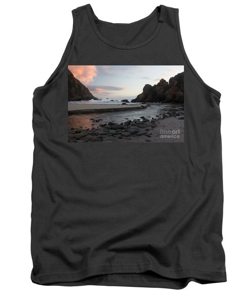 Tank Top featuring the photograph In The Pink by Suzanne Luft