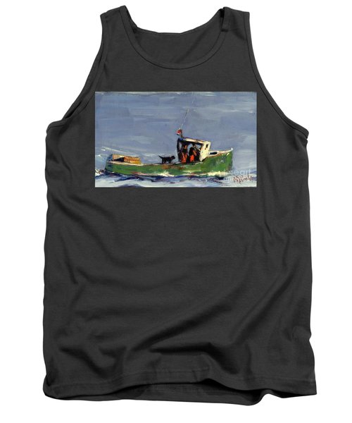 In Tow Tank Top by Molly Poole