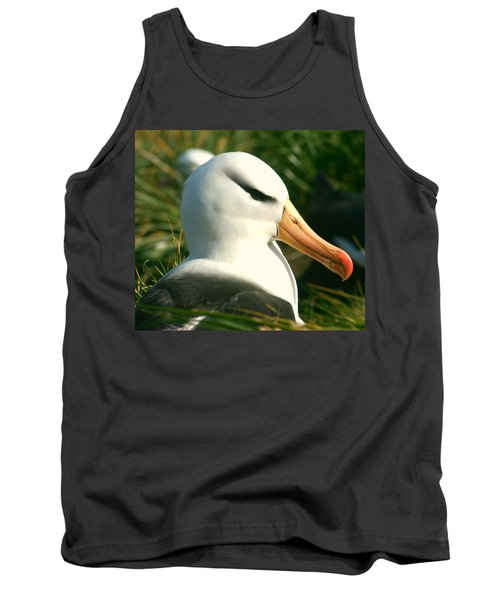Tank Top featuring the photograph In Waiting by Amanda Stadther