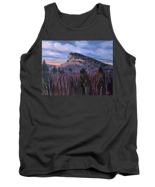 Indian Head In Lincoln New Hampshire Tank Top
