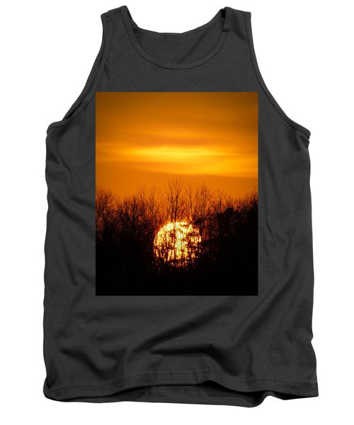 Inferno In The Trees Tank Top