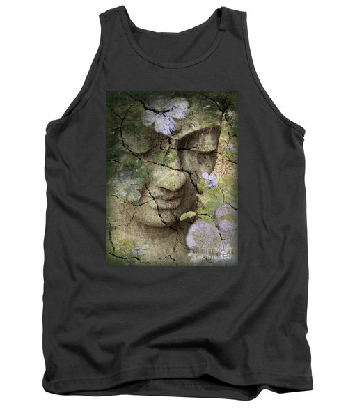 Inner Tranquility Tank Top by Christopher Beikmann
