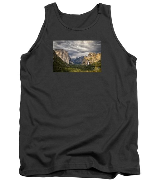 Inspiration Tank Top by Alice Cahill