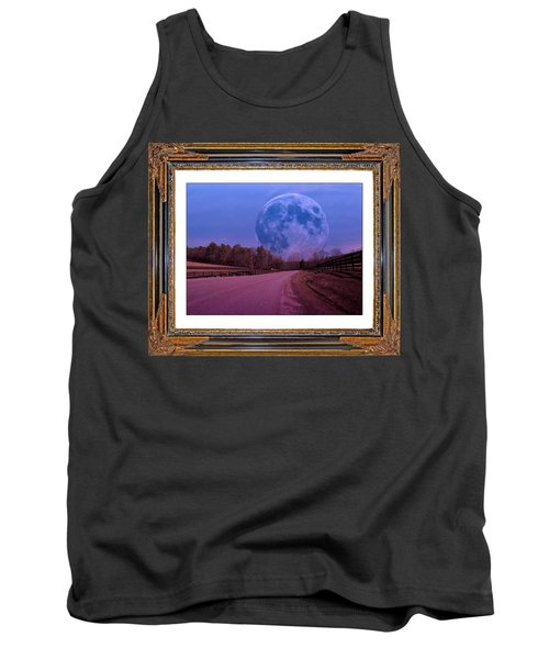 Inspiration In The Night Tank Top