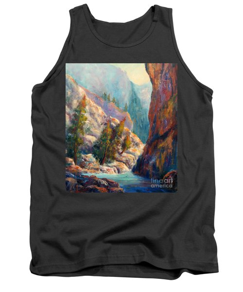 Into The Canyon Tank Top