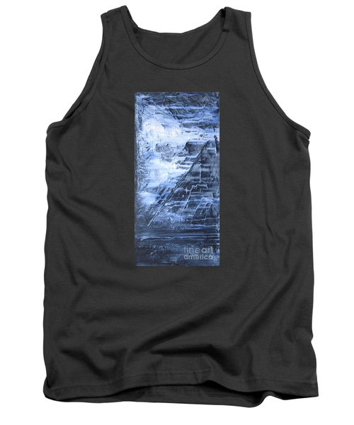 Into The Mystic Tank Top by Susan  Dimitrakopoulos