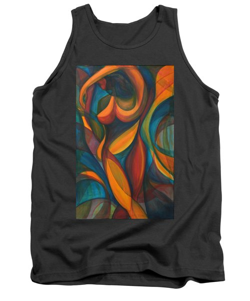 Into The Reeds Tank Top