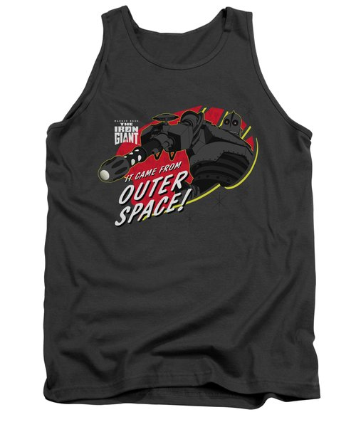 Iron Giant - Outer Space Tank Top