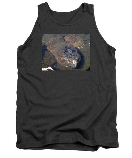 Island Turtle Tank Top
