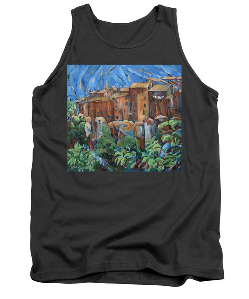 Isola Di Piante Large Italy Tank Top