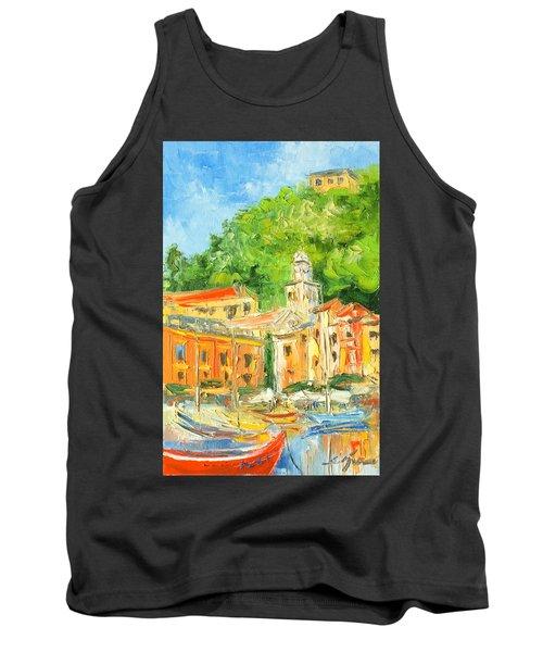 Italy - Portofino Tank Top