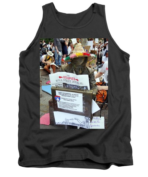 Tank Top featuring the photograph Its A New Dawn by Ed Weidman