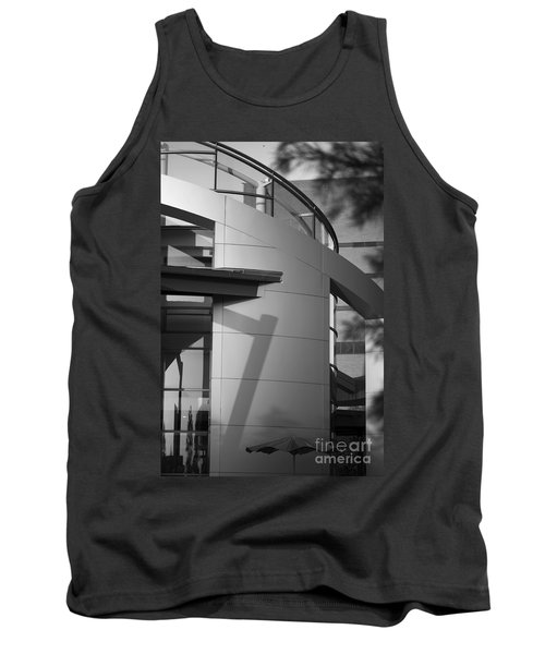 Tarrant County College, Downtown Campus, Ft. Worth, Texas Tank Top