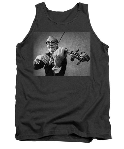 Jack Benny Farewell Tank Top