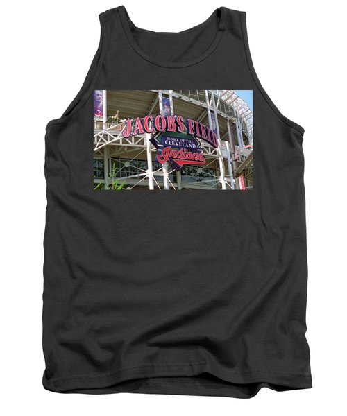 Jacobs Field - Cleveland Indians Tank Top