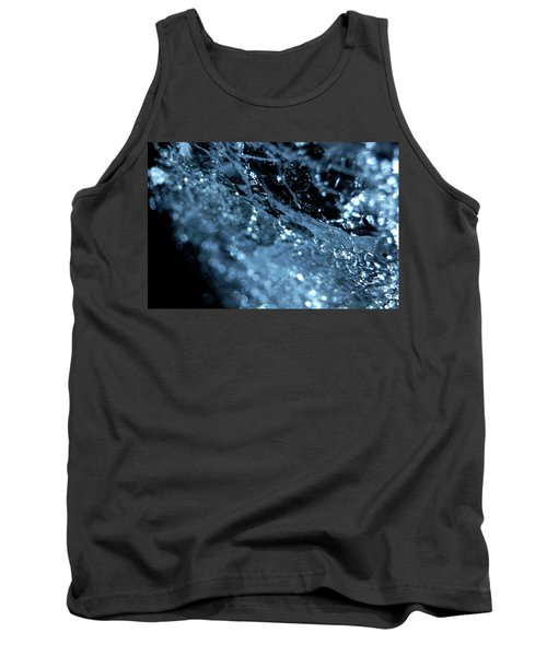 Tank Top featuring the photograph Jammer Abstract 006 by First Star Art