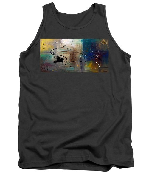 Jazz Night Tank Top
