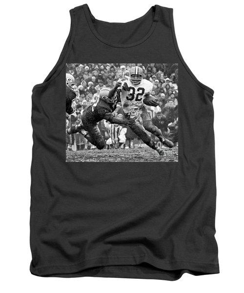Jim Brown #32 Tank Top