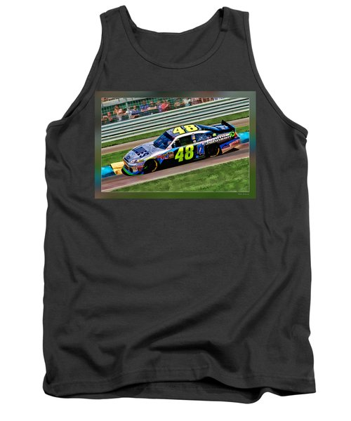 Jimmie Johnson Tank Top