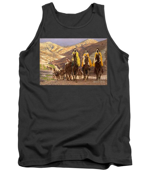 Journey Of The Magi Tank Top