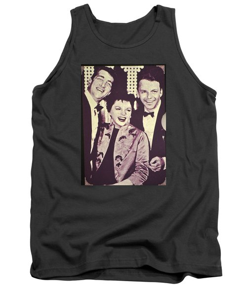 Judy Garland And Friends Tank Top by Jay Milo