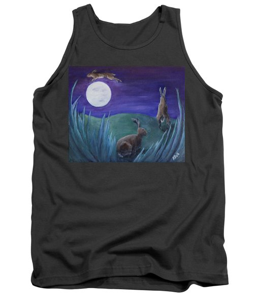 Jumping The Moon Tank Top
