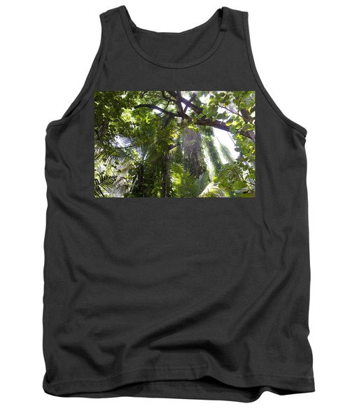 Jungle Canopy Tank Top