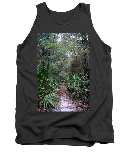 Jungle Trek Tank Top by David Troxel