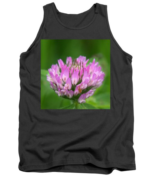 Just Clover Tank Top by Denyse Duhaime