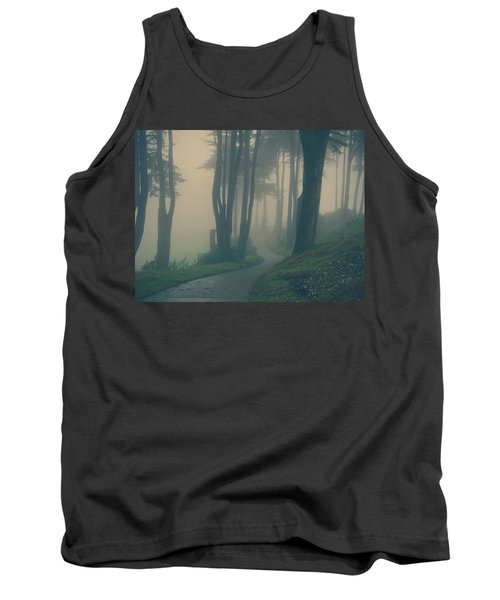Just Whisper Tank Top