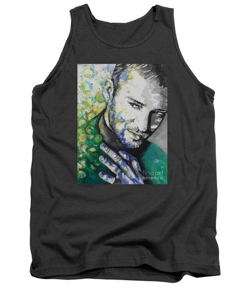 Justin Timberlake...01 Tank Top by Chrisann Ellis