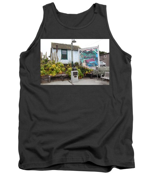 Kalisa Moore Bust Queen Of Cannery Row On Monterey Cannery Row California 5d24785 Tank Top