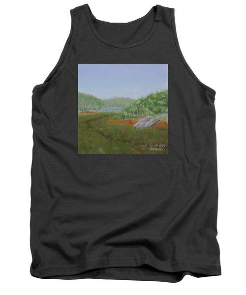 Kantola Swamp Tank Top