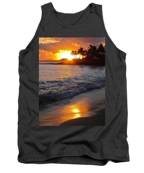 Kauai Sunset Tank Top