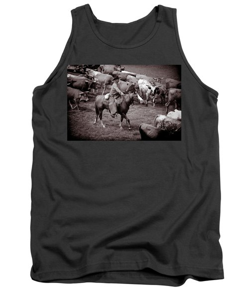 Keep Em Moving Tank Top