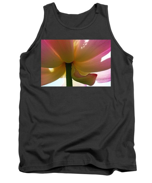 Tank Top featuring the photograph Kenilworth Garden Four by John S