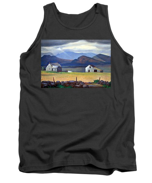 Kent's Adirondacks Tank Top by Cora Wandel