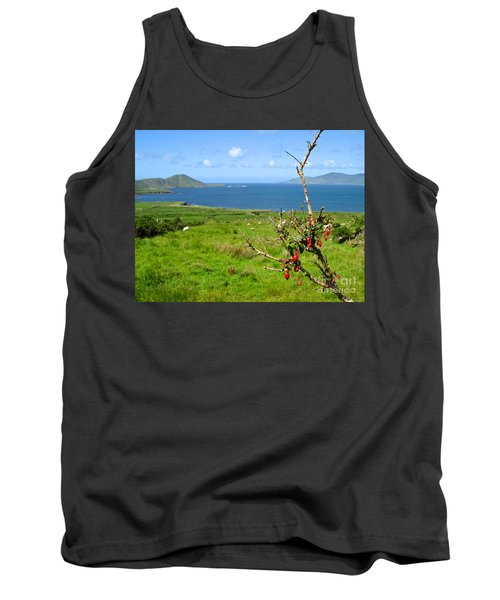 Tank Top featuring the photograph Kerry Me Away by Suzanne Oesterling