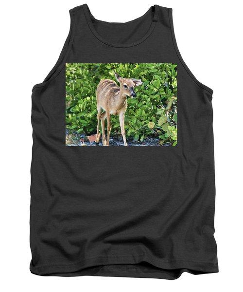 Key Deer Cuteness Tank Top