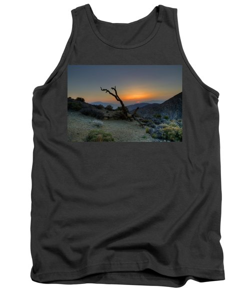Keys View Sunset Tank Top