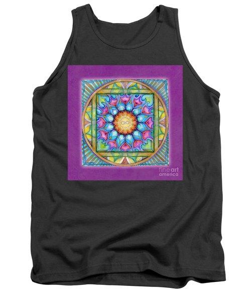 Kindness Mandala Tank Top