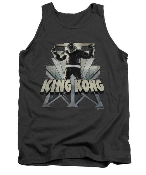 King Kong - 8th Wonder Tank Top by Brand A