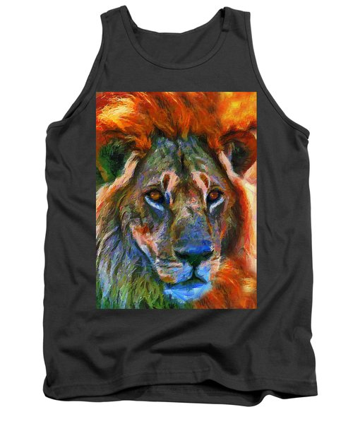 King Of The Wilderness Tank Top